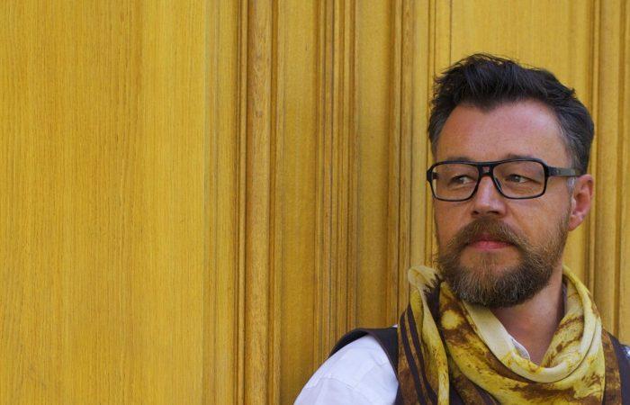 Etienne Pouteau, designer d'espace