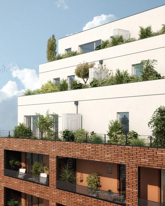 logements disponibles à Bagneux - Hibana construction