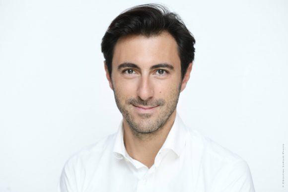 Portrait de Charles Henri Le Roux