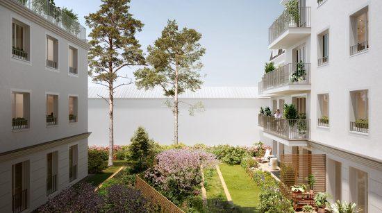 Votre jardin en ville à Blanc-Mesnil